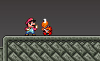 Play Mario Fight game on Perro-Electric.Com