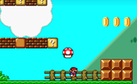 Play Mario 16 on PerroElectric.Com