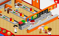 Play Mc Donald's 2 game on Perro-Electric.Com