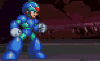Play Megaman X Virus game on Perro-Electric.Com