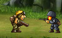 Play Metal Slug 1 on Perro-Electric.Com