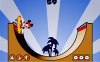 Play Skate Mickey Mouse game on Perro-Electric.Com