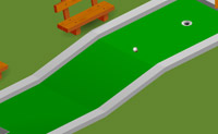 Play Mini Golf 22 on Perro-Electric.Com