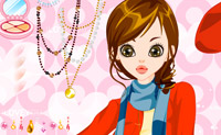 Play Dress up model 1 game on Perro-Electric.Com