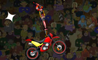 Play Motorbike Stunting on Perro-Electric.Com