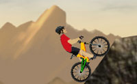 Play Mountain Bike Challenge game on Perro-Electric.Com