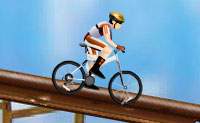 Play Mountain Bike game on Perro-Electric.Com
