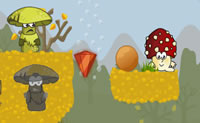 Play Mushroom Showdown game on Perro-Electric.Com