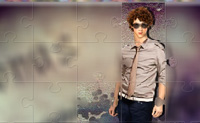 Play Nick Jonas Puzzle game on Perro-Electric.Com