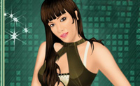 Play Nicole Scherzinger game on Perro-Electric.Com