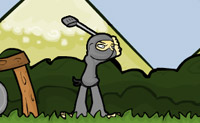 Play Ninja Golf on Perro-Electric.Com