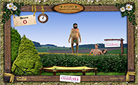 Play nudist-trampolining game on Perro-Electric.Com