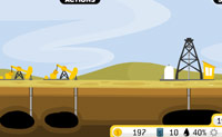 Play Oil Drill game on Perro-Electric.Com