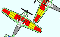 Play Coloring Picture Airplane game on Perro-Electric.Com