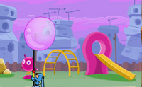 Play Panik Plays Pop game on Perro-Electric.Com