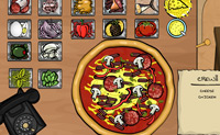 Play Papa's Pizza on Perro-Electric.Com