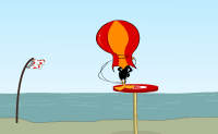 Play Parachute Jumping on Perro-Electric.Com