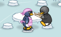 Play Penguin Diner game on Perro-Electric.Com
