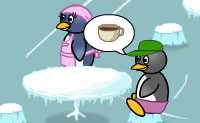 Play Penguin Diner 2 game on Perro-Electric.Com