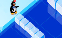 Play Penguin Crossing game on Perro-Electric.Com