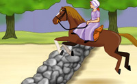 Play Horse Jumping 3 game on Perro-Electric.Com