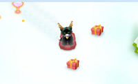 Play Pet Sledding on Perro-Electric.Com