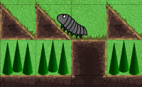 Play Pill Bug Run on Perro-Electric.Com