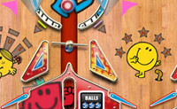 Play Bump Pinball on Perro-Electric.Com
