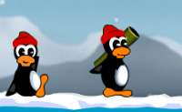 Play Penguin fight on Perro-Electric.Com
