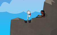 Play Pirate Golf Adventure game on Perro-Electric.Com