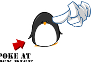 Play Penguin Poking on Perro-Electric.Com