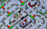 Play Polar Express game on Perro-Electric.Com