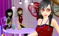 Play Princess Cafe game on Perro-Electric.Com