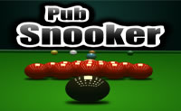 Play Pub Snooker game on Perro-Electric.Com