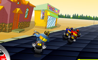 Play Motor Racer 2 on Perro-Electric.Com