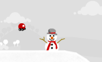 Play Car Snowdown game on Perro-Electric.Com