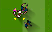 Play Rugby Ruckus on Perro-Electric.Com