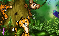Play Rumble In The Jungle game on Perro-Electric.Com