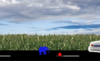 Play Blue Elephant game on Perro-Electric.Com