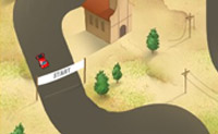 Play Rural racer game on Perro-Electric.Com