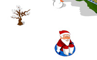 Play Santa Claus Sleigh on Perro-Electric.Com