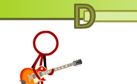 Play Guitar Maniac game on Perro-Electric.Com