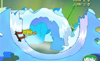 Play Scooby Doo Big Air 2 on Perro-Electric.Com