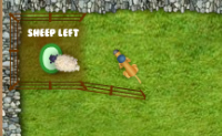 Play Catching Sheep 3 on Perro-Electric.Com