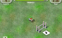 Play Horse Jumping on Perro-Electric.Com