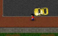 Play Super Taxi 2 online on Perro-Electric.Com