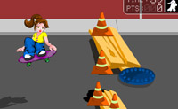 Play Skate Jump game on Perro-Electric.Com