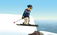 Play Ski Tricks on Perro-Electric.Com