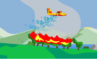 Play Extinguishing Fires 4 game on Perro-Electric.Com