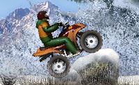 Play Snow ATV online on Perro-Electric.Com